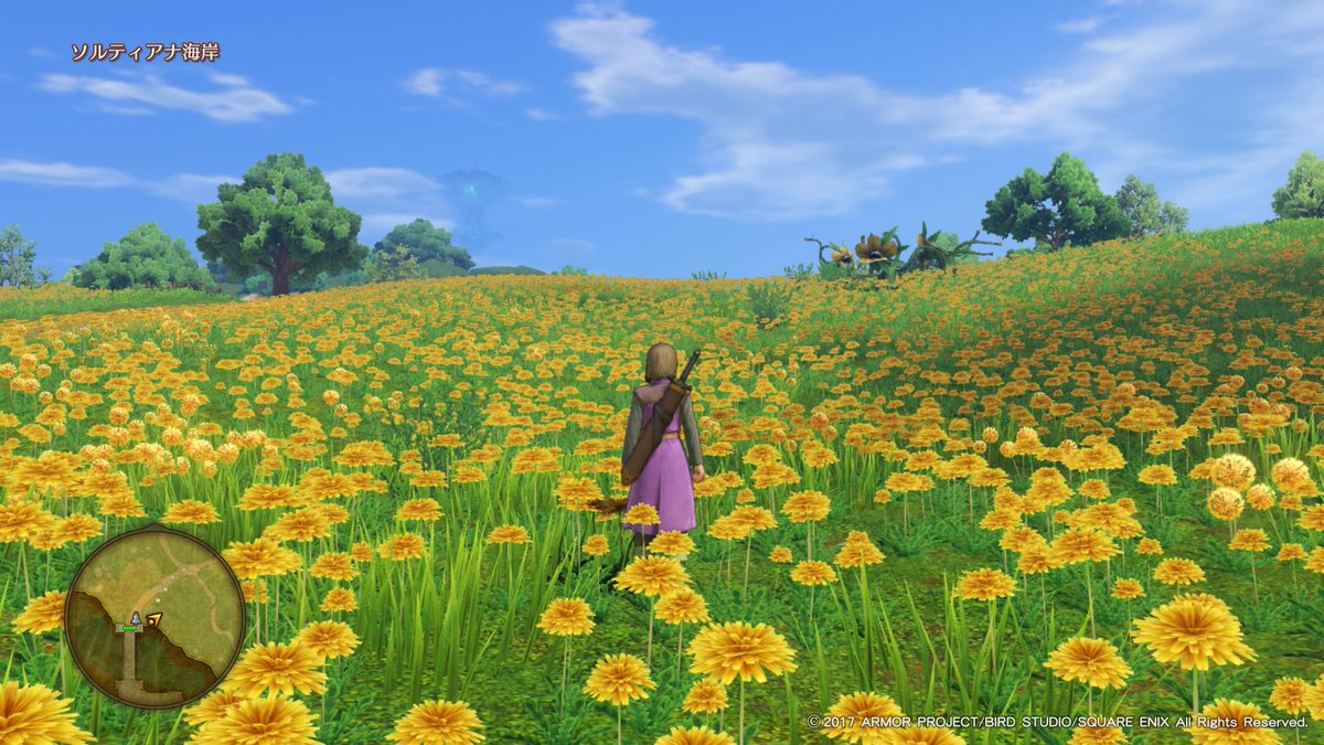 test ツイッターメディア - おぉん #DQ11 #PS4share https://t.co/GM2zisi71C