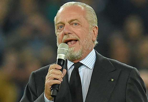 """Aurelio De Laurentiis: """"Mi auguro di vedere una finale d'Europa League tra Napoli eChelsea"""" https://www.mundonapoli.it/aurelio-de-laurentiis-mi-auguro-di-vedere-una-finale-deuropa-league-tra-napoli-e-chelsea.html…"""