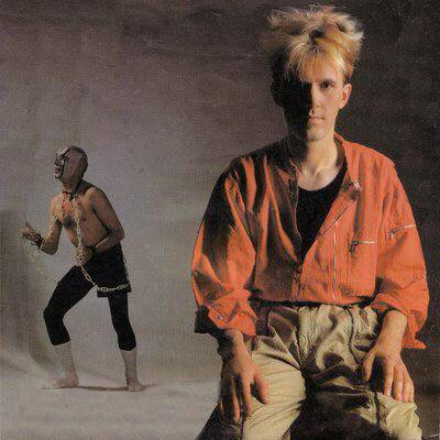 Happy 64th birthday to Howard Jones. Wonder if he\ll get together with Chris Williamson later?