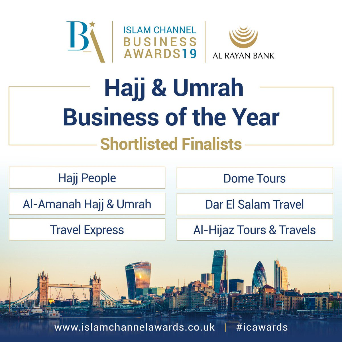 The Hajj Awards (@thehajjawards) | Twitter