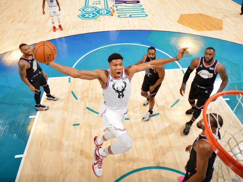 Fellow stars' praise fuel Giannis Antetokounmpo's #NBA MVP bid https://t.co/oI3EgP6aCy