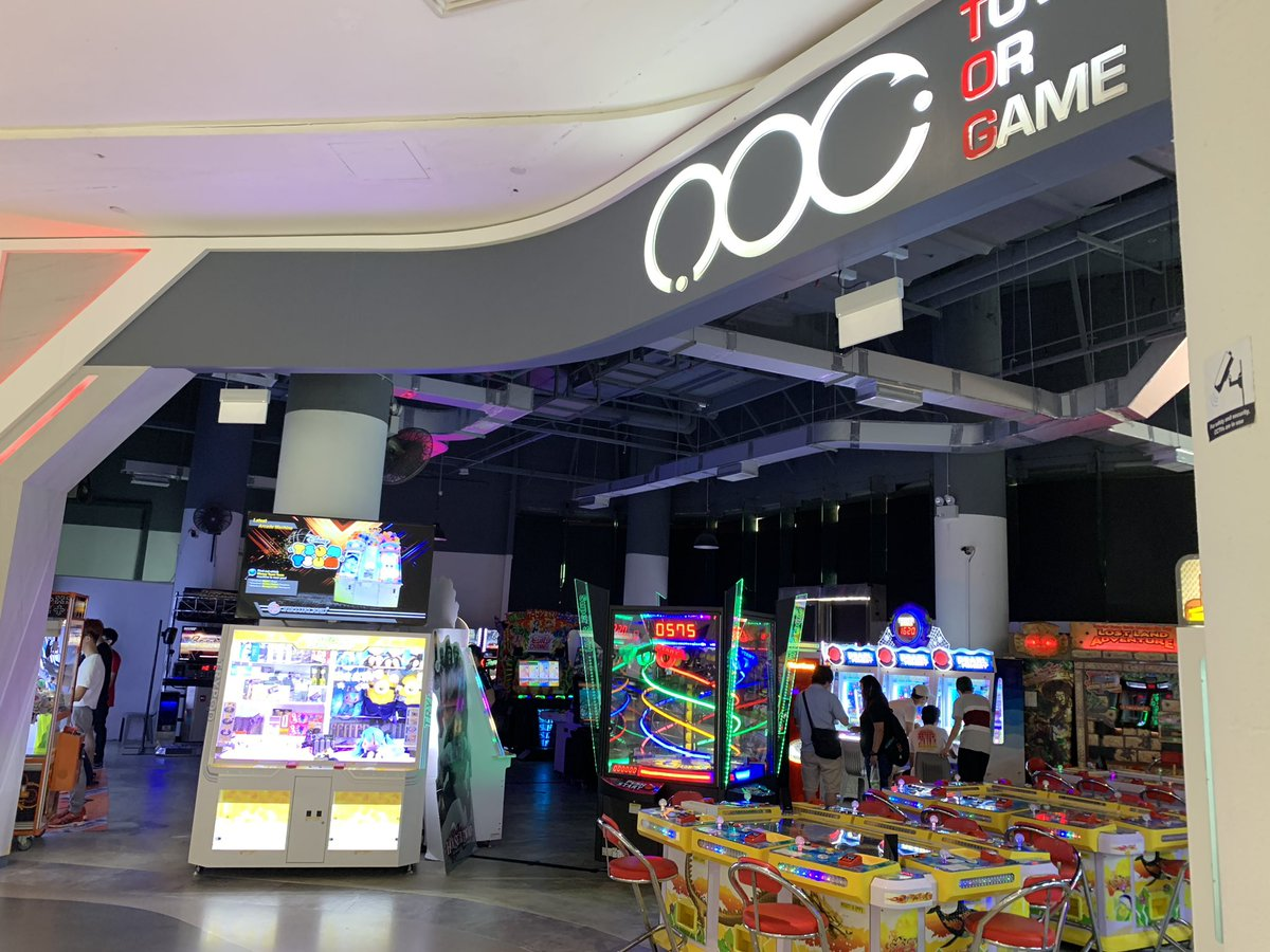 01cd4d004707d RT  exaarcadiaceo  Arcades are still thriving throughout the world  EXA基板  https   t.co T6VvINAFrw