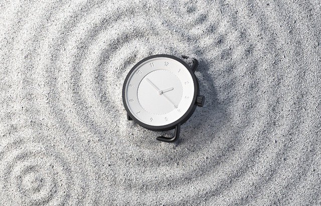 Time is rippling