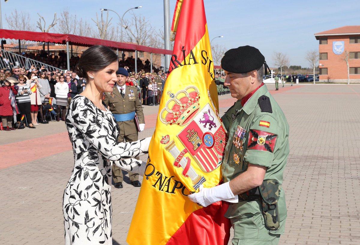 Мероприятие королевы Испании