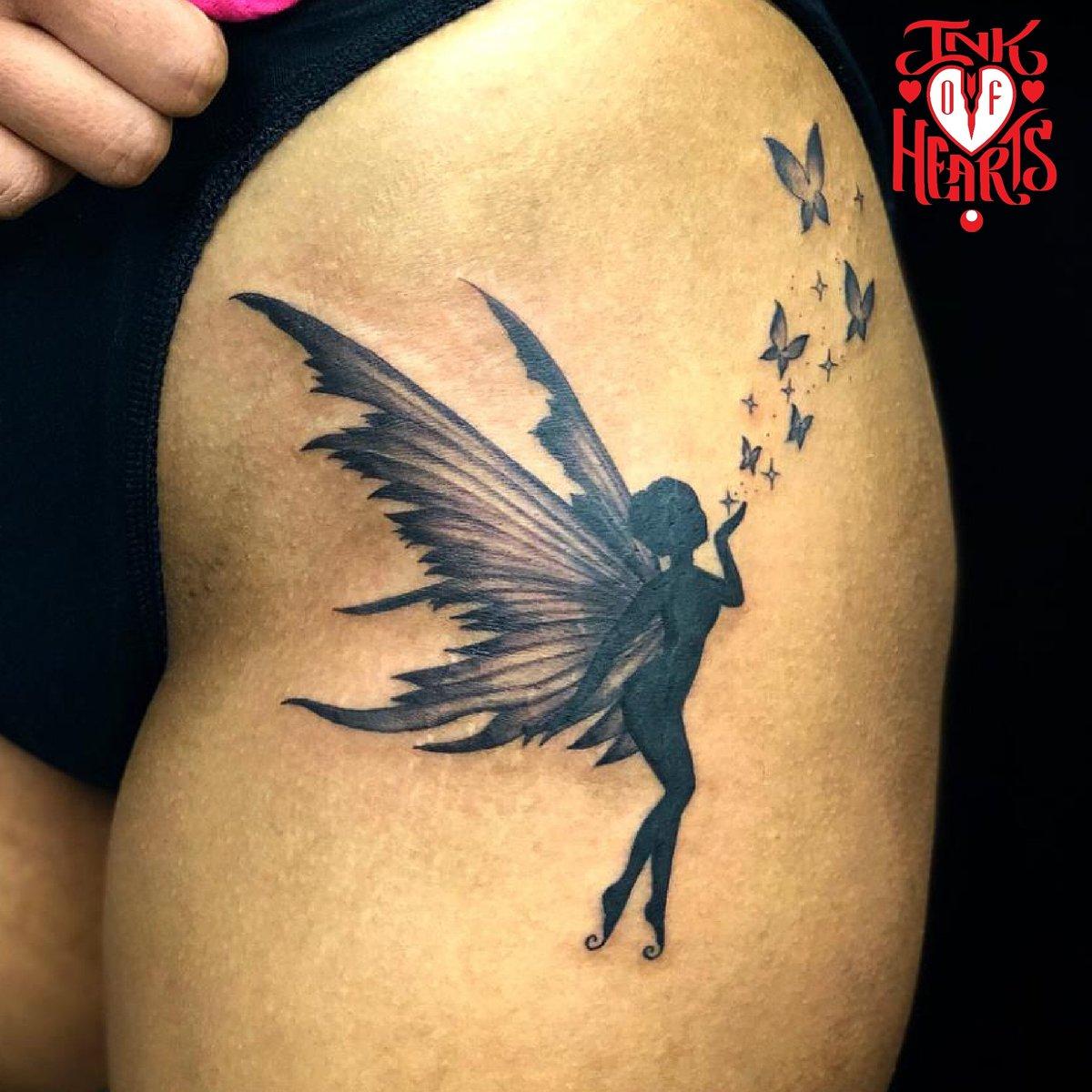 Life Is A Fairy Tale Tattoo By Simonsaysink Fairy