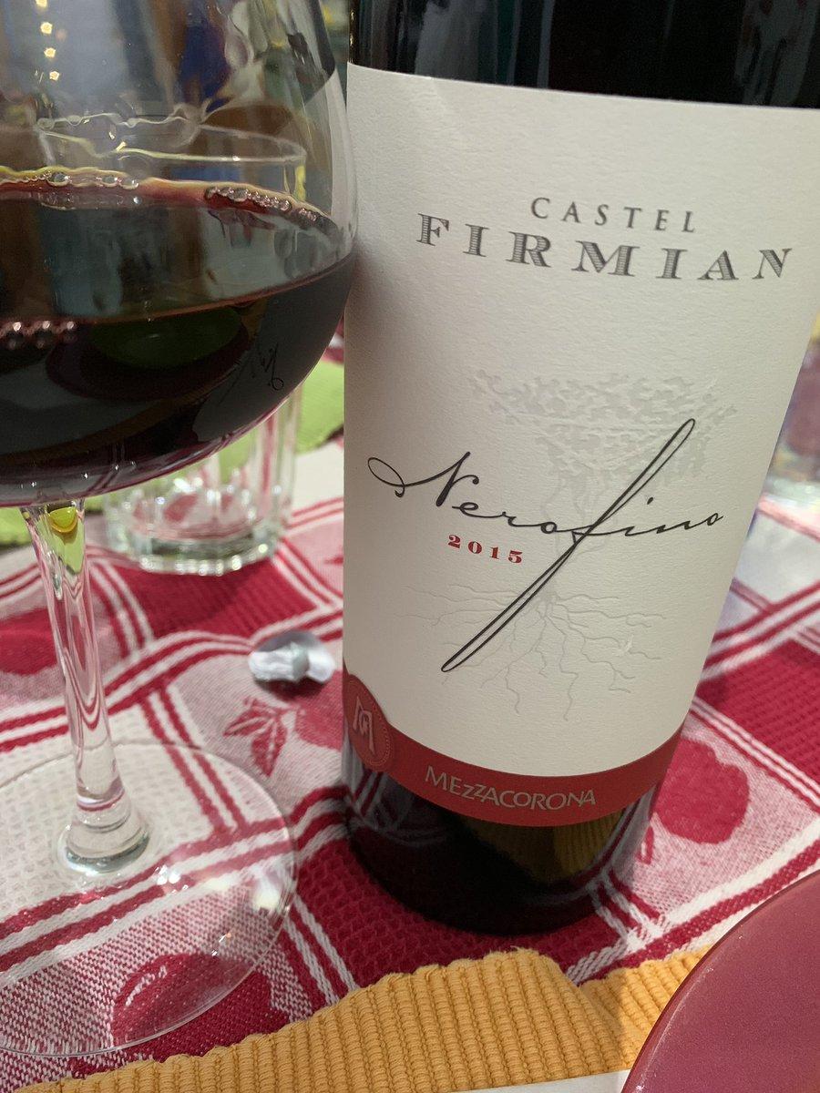 """Marco R. on Twitter: """"#drinkporn #wine #castelfirmian #nerofino ..."""