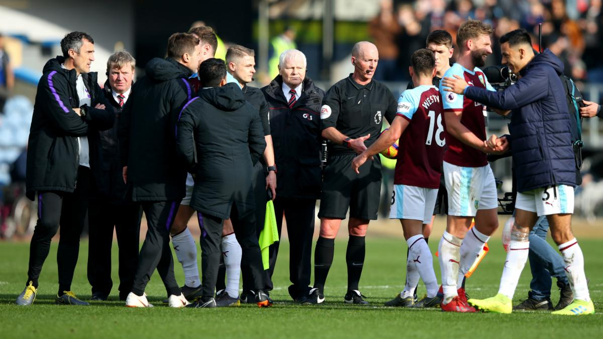 AS English's photo on Mike Dean