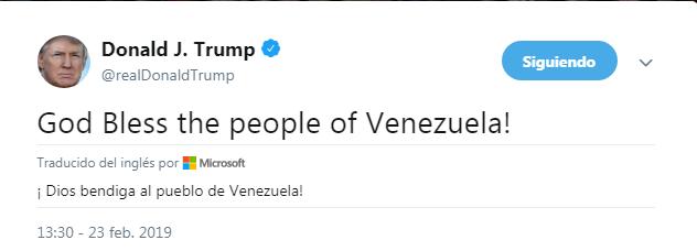 Maduro: Si algo me pasa, ¡retomen el poder y hagan una revolución más radical! - Página 8 D0G59HhWsAQZZaV