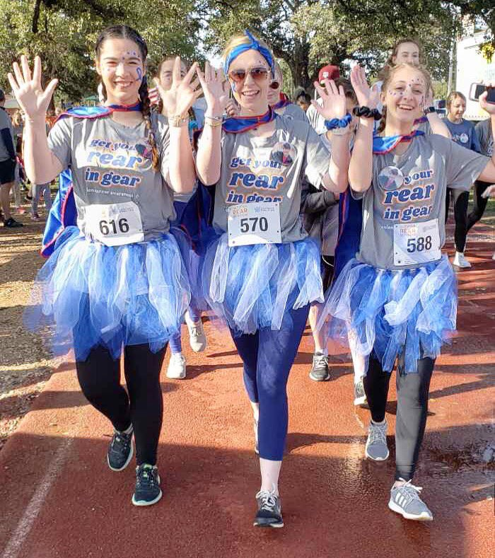 Colon Cancer Coalition On Twitter We Kicked Off The 2019 Event Season In Austin This Morning Check Out This Year S Race Shirt Austingastro Gyrig Colorectalcancer Coloncancer Https T Co Wan4iamk8y Https T Co Ohwqtxveef