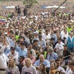 Image for the Tweet beginning: Incredible to see #VenezuelaAidLive pulled