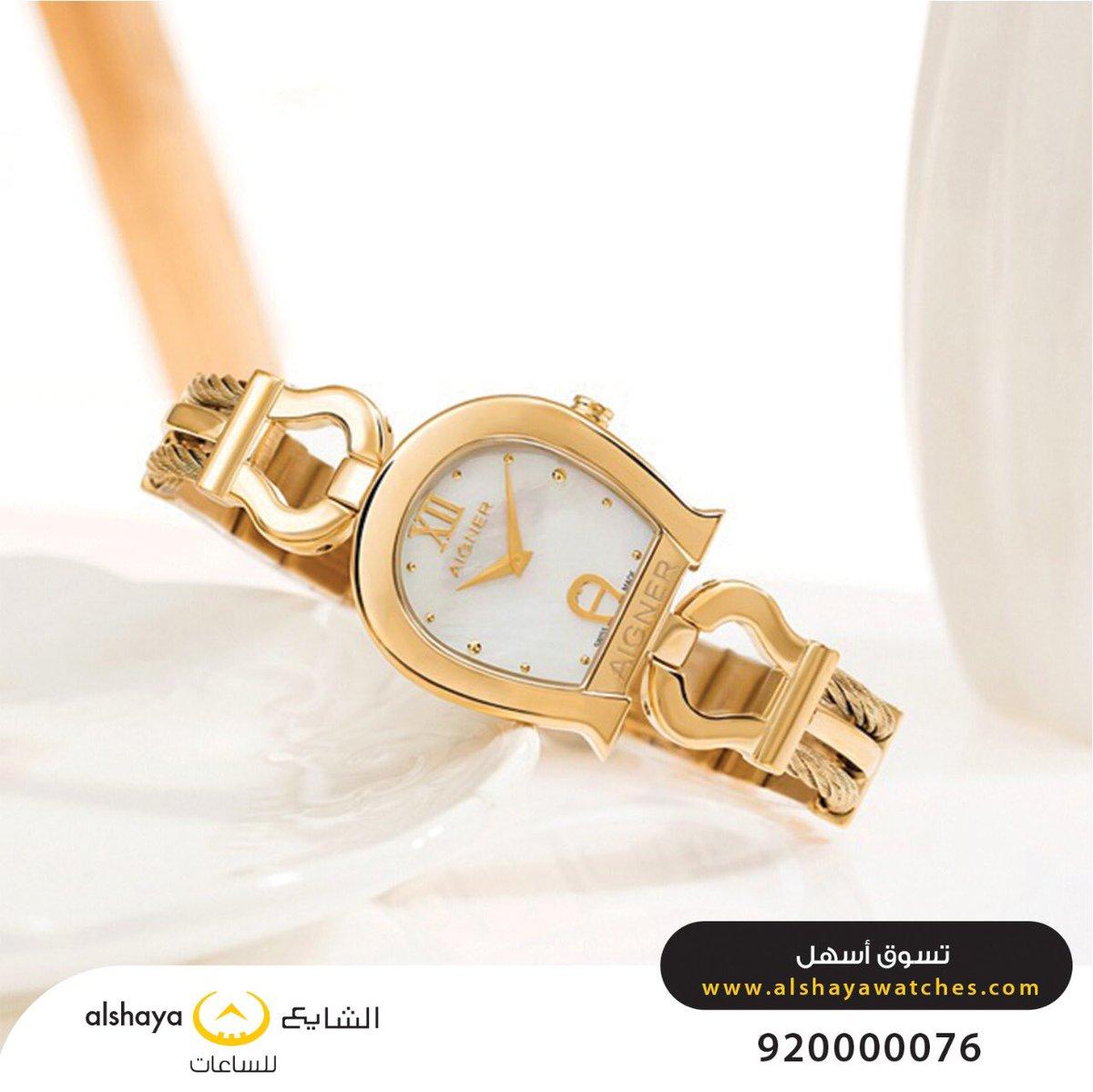 a548f8055f5ff لهواة الغموض و  التميز صممت هذه الساعة من أجلكم ، ساعة من AIGNER ذات لون  ذهبي  أنيق و تفاصيل جذابة تجعل من هذه الساعة قطعة مثالية لك.