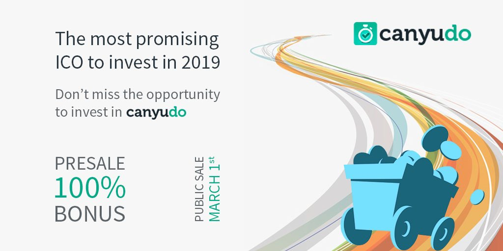 Canyudo turns out to be the most promising.  https://canyu.do/ #crypto #cryptocurrency #blockchain #money #presale #btc #ethereum #currency #trading #binance #exchange #price #bonus #publicsale #comingsoon
