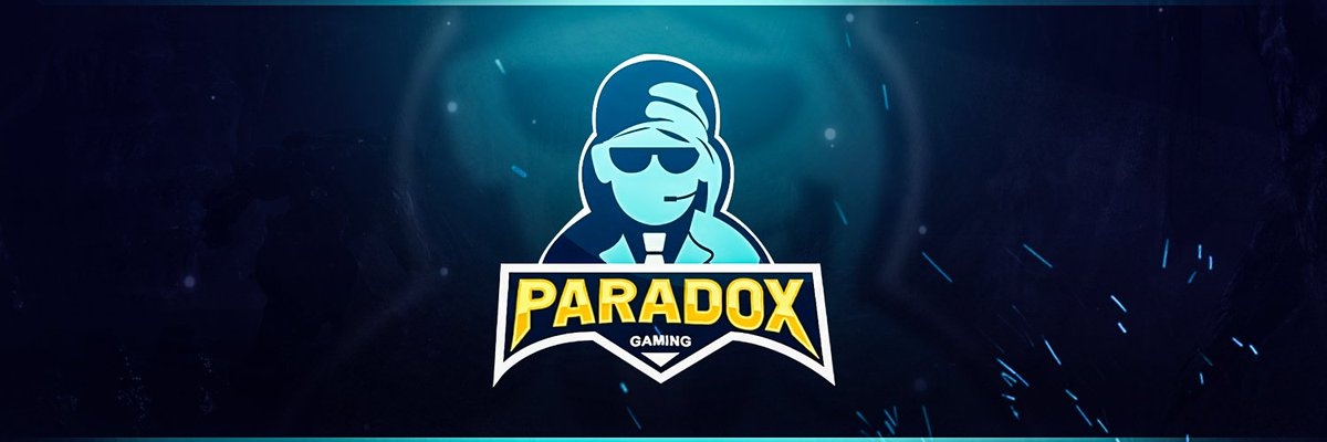 Designed a new #logo and #banner for @ParadoxOwners  If anyone needs like this cool banner, Dm me or Hire me on #Fiverr    https://www. fiverr.com/s2/b2a98c81e5  &nbsp;     @DecimateRTs @FlyRts @FameRTR @DecimateRTs @FlyRts @FEAR_RTs @Quickest_Rts @zTriKz @ShoutRTs @SGH_RTs @Mighty_RTs @PromoteGamers<br>http://pic.twitter.com/6oulNerrR9