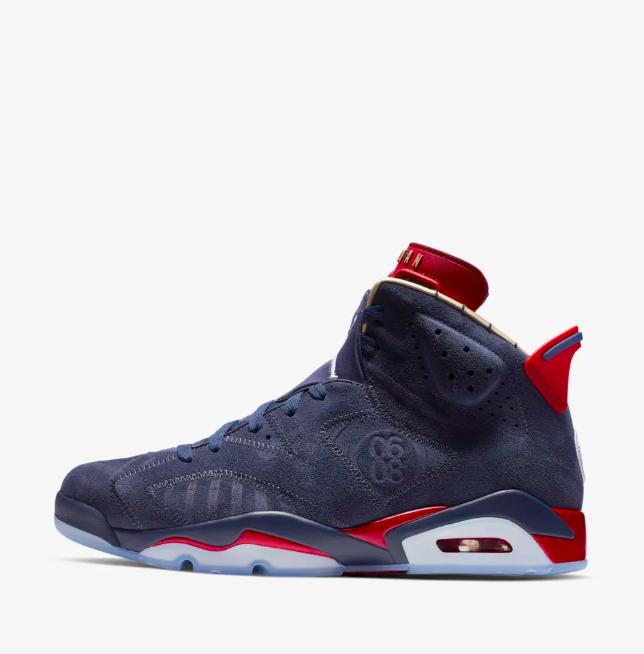 DRAW LIVE via Nike Air Jordan 6  DB Freestyle     http   039174384