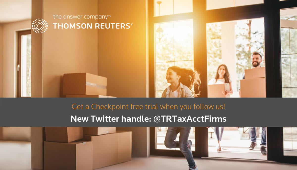 Thomson Reuters for Tax and Accounting Firms