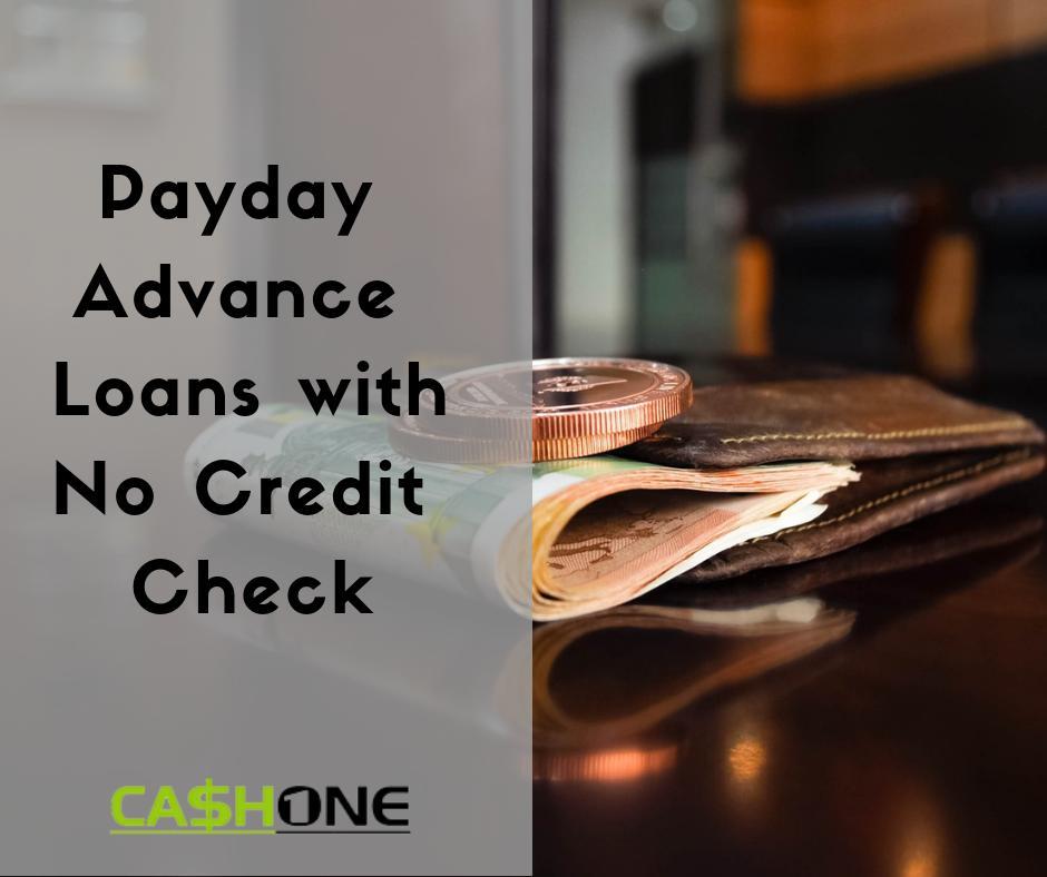quick cash payday advance