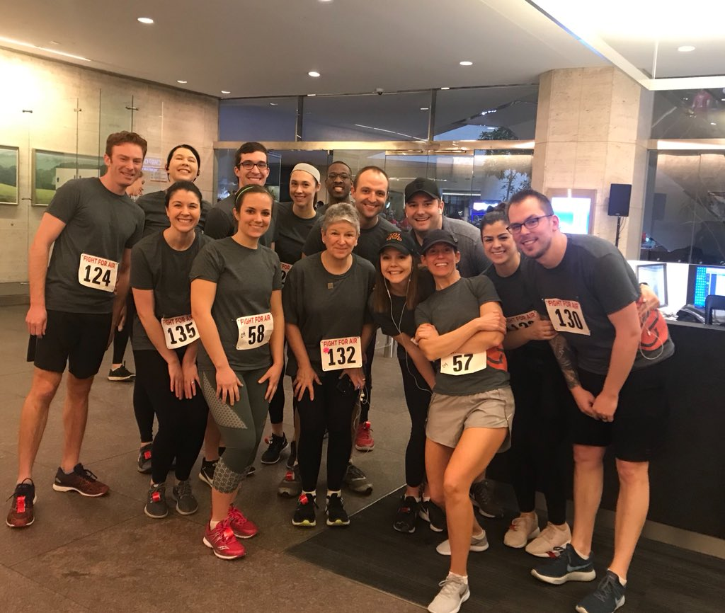 Our Goff team climbed 31 floors of US Bank Plaza this morning for the #FightForAirClimbMN. Thank you to everyone who contributed and helped us raise funds for @LungMinnesota!<br>http://pic.twitter.com/w7OMo9z4L1 &ndash; à U.S. Bank Plaza