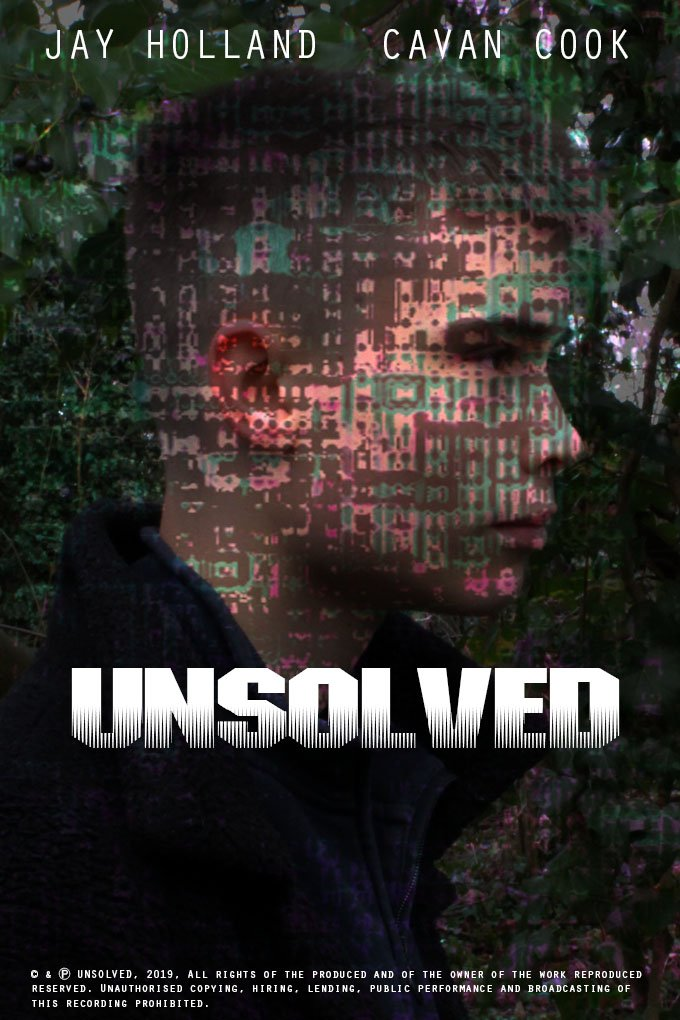 Coming Soon. #unsolvedmp4