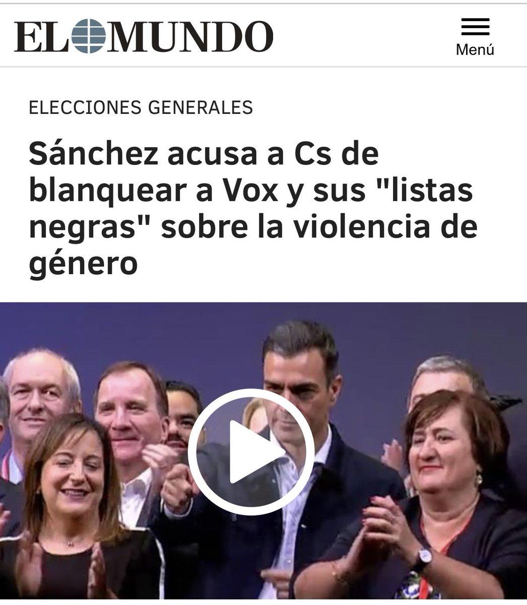Quien llegó a Moncloa blanqueando los historia de los pro etarras, los supremacistas/golpistas y los representantes de Maduro en España no tiene legitimidad para utilizar - además, falsamente-  el verbo blanquear. Sin vergüenza.