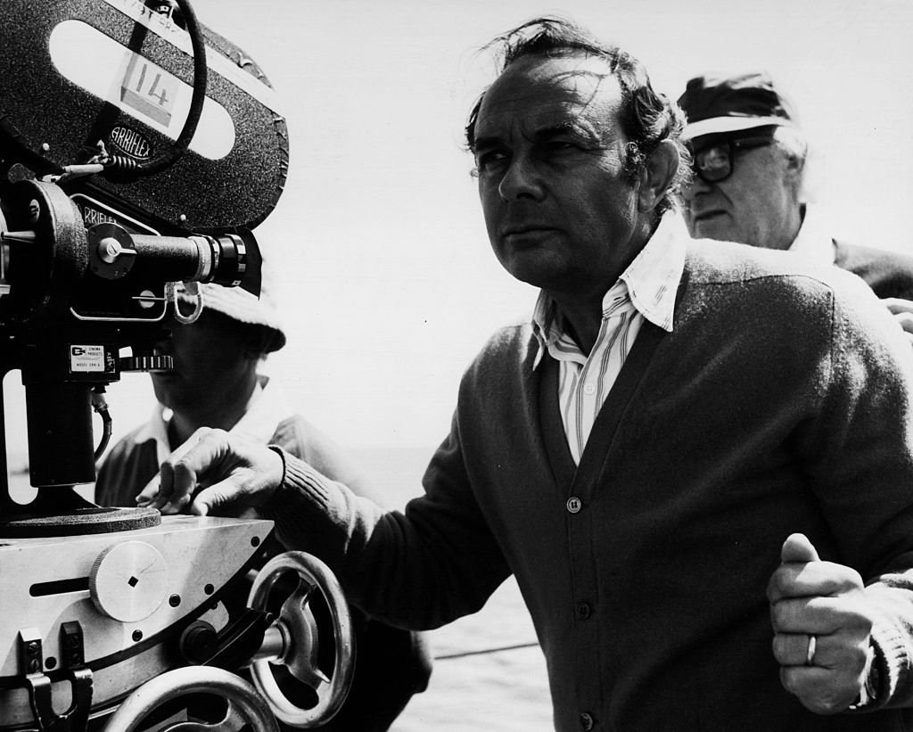 What a treasure #StanleyDonen was and will forever remain. His gifts touched me as a director, an everpresent Master Class.... #Charade #SingingInTheRain #FunnyFace and many more are beacons in our industry's glorious library. #director