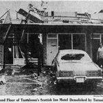 Image for the Tweet beginning: #Tornado #History! #OTD (2-23) in
