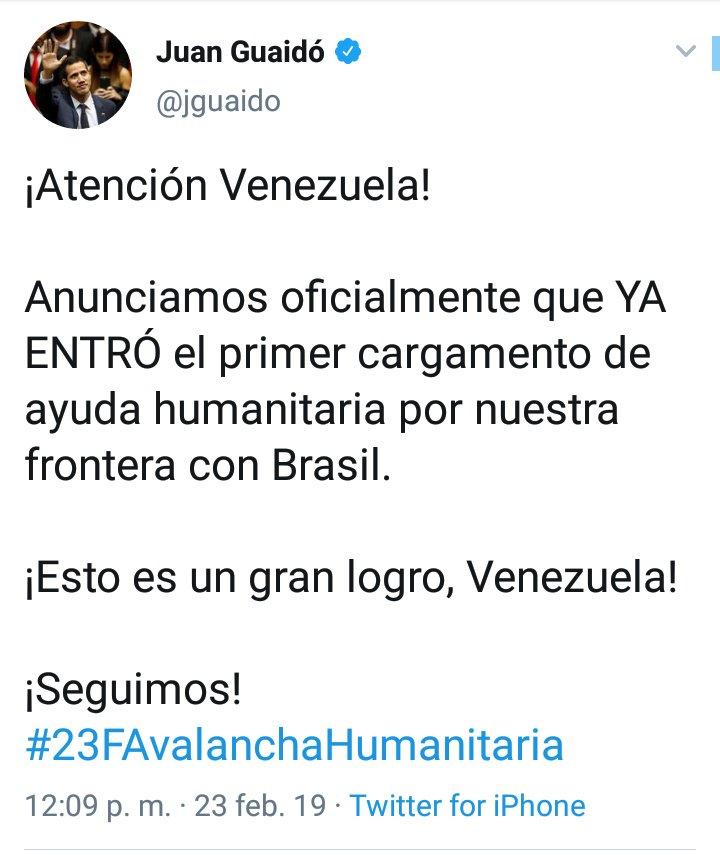 Maduro: Si algo me pasa, ¡retomen el poder y hagan una revolución más radical! - Página 8 D0Go36sXgAo-eJ3