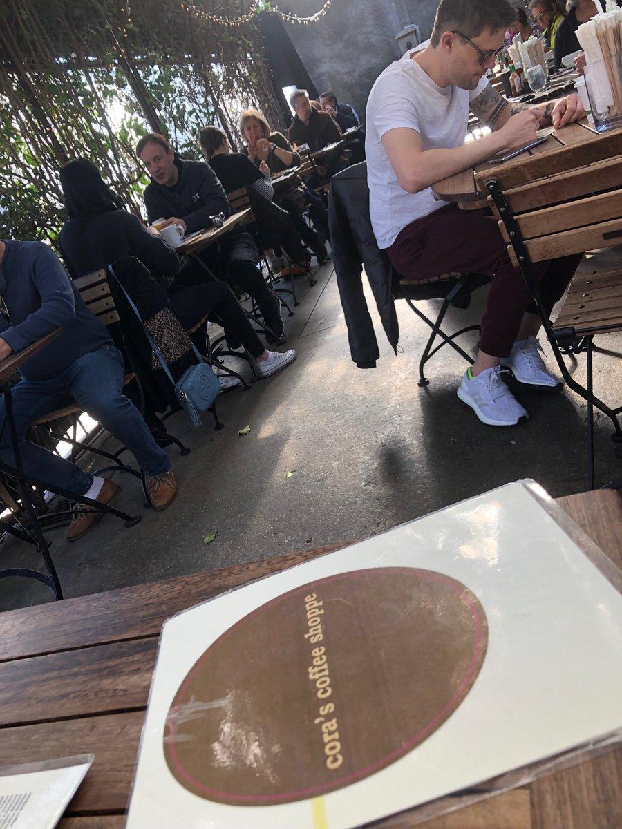 Breakfast in Santa Monica