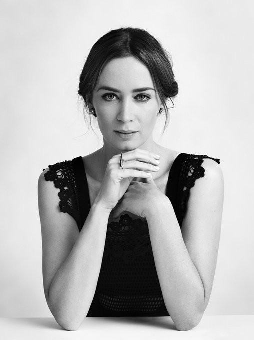 HAPPY BIRTHDAY TO MY BEAUTIFUL QUEEN , EMILY BLUNT! I  YOU