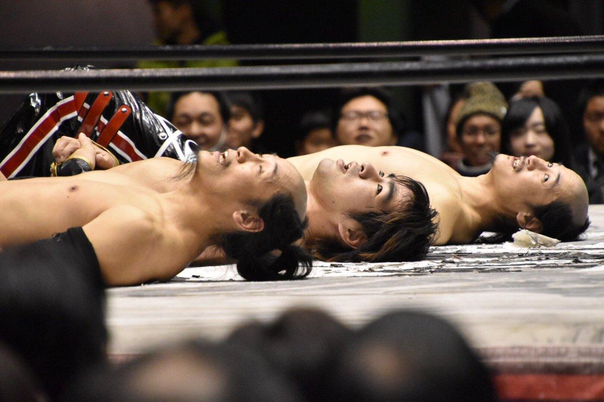 "BJW: ""Osaka Surprise 41"" Sekimoto sigue como doble monarca 4"