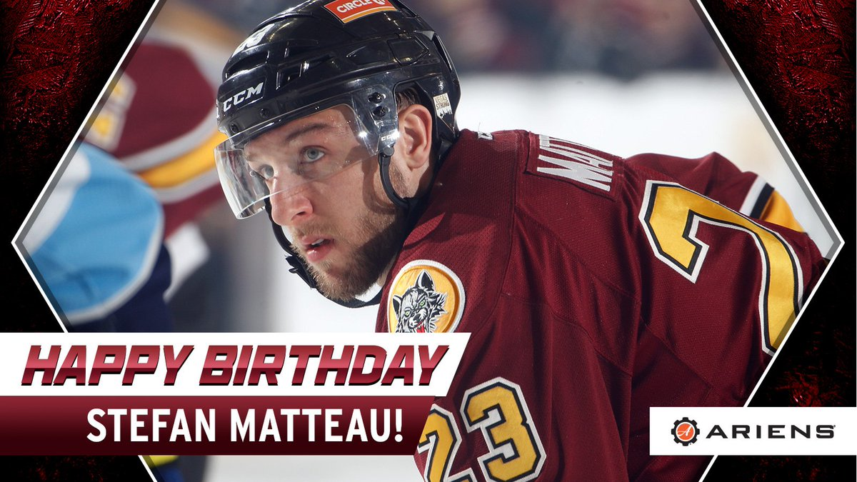 Happy 25th birthday to one of our favorite centers, @StefanMatteau! 🎉 #Wolves25