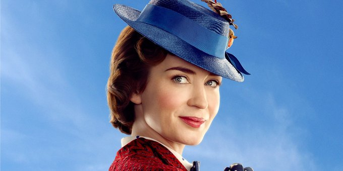 Happy birthday to the practically perfect Emily Blunt!