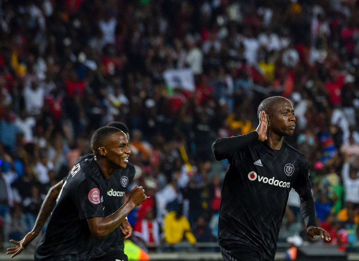 ☠ @orlandopirates Bounce Back With Big Win 🖥 https://t.co/Bo4H0nLFcU ⚫⚪🔴⭐ #AbsaPrem #Matchday  #OnceAlways