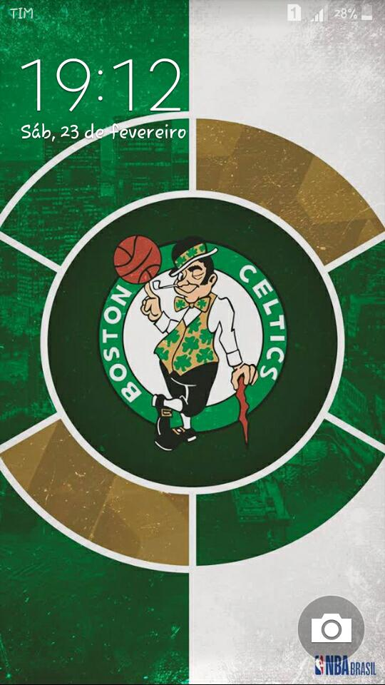 Novo Wallpaper 🏀🍀🏀🍀 #CUsRise  #Nba