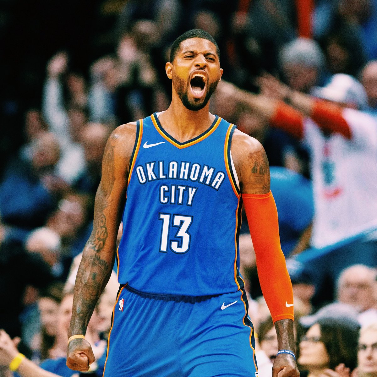 Paul George is making a strong MVP push.  His last 10: 36 PTS, W 37 PTS, W 43 PTS, W 37 PTS, L 39 PTS, W 27 PTS, W 45 PTS, W 47 PTS, W 28 PTS, L 45 PTS, W