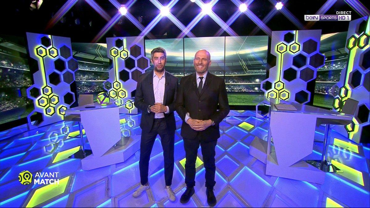 [📺LIVE] @Ligue1Conforama ⚽️ Le tour des stades avec @SmaBouabdellah et Elie Baup en direct sur beIN SPORTS 1 #TotalRegal