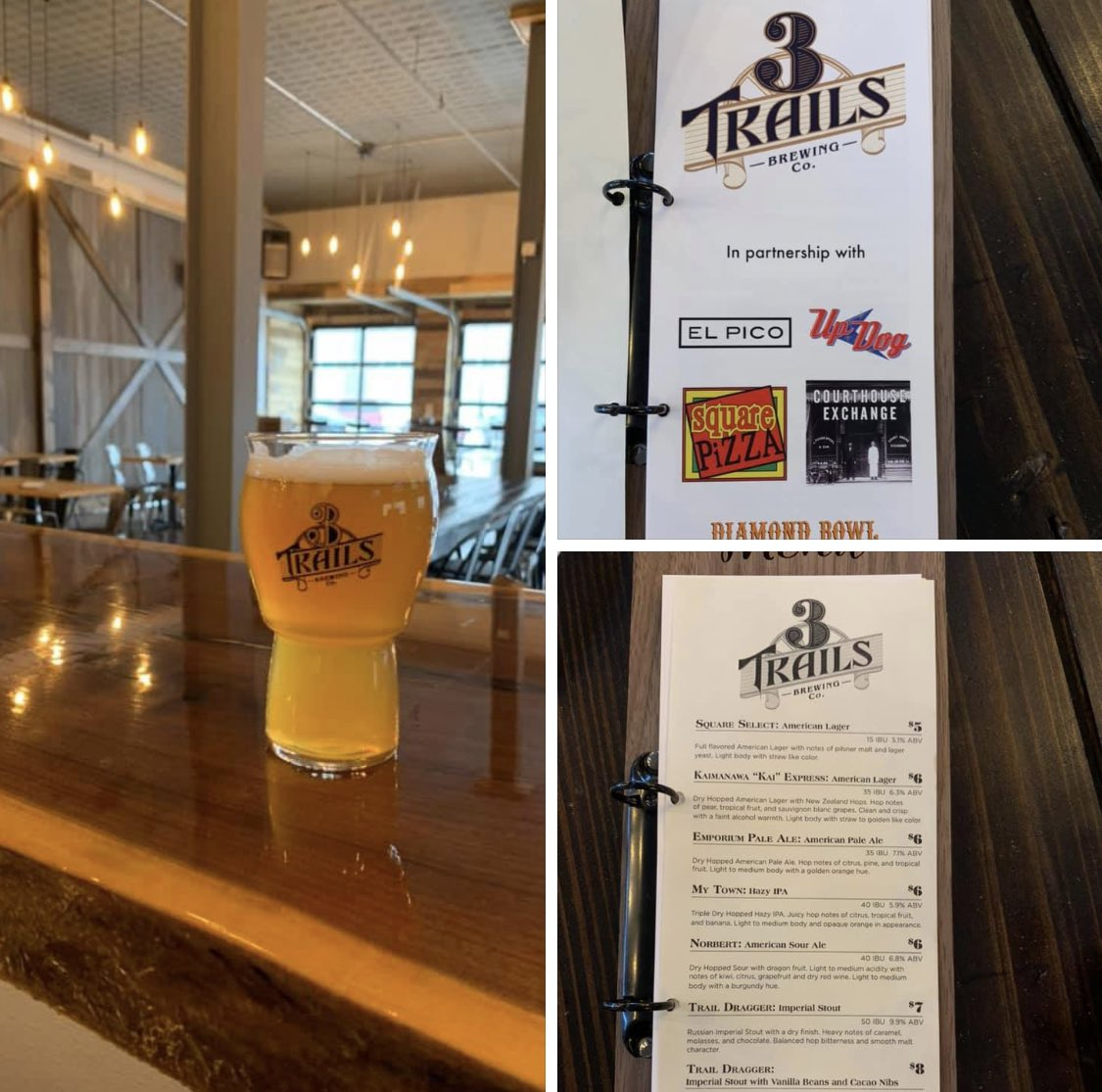 3 Trails Brewing At 3trailsbrewing Twitter