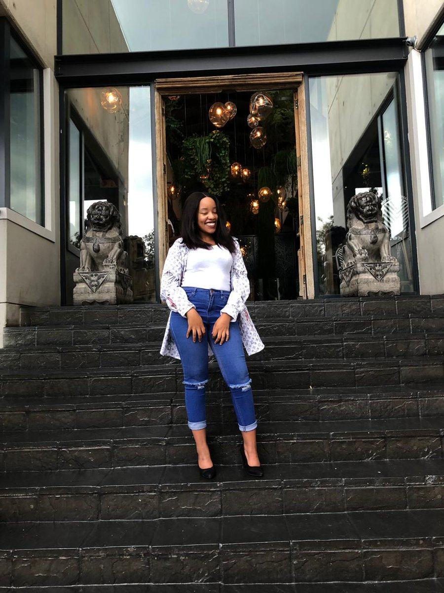 Meet JHB Based @WitsUniversity Education student majoring in Physical Sciences &amp; Mathematics @___tshego. She aspires to be an entrepreneur &amp; is passionate about helping &amp; motivating the people around her. She currently run a blog which you can read more on  https:// normalgirltshego.wordpress.com  &nbsp;  <br>http://pic.twitter.com/2hHTsW9fWK