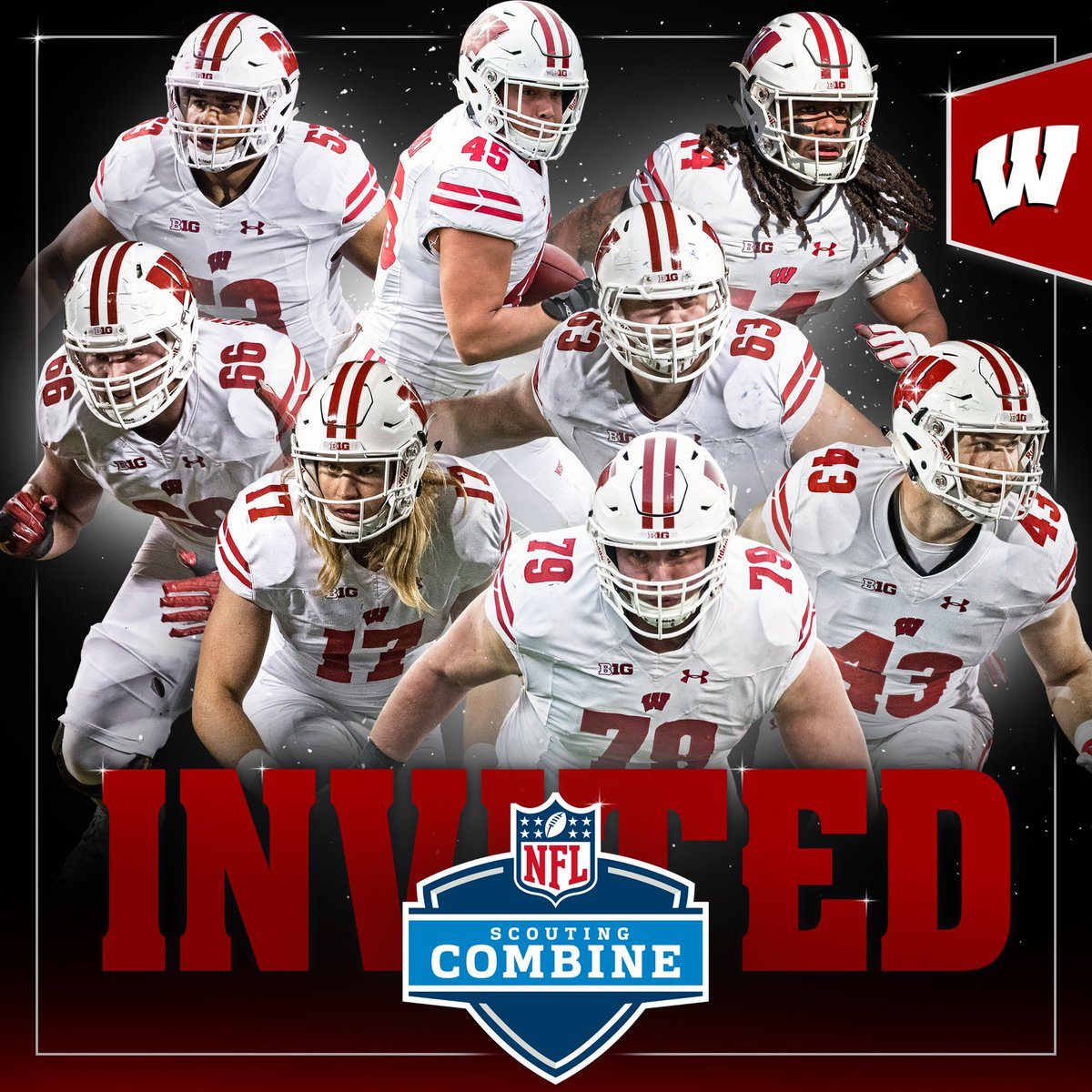 Wisconsin Football Badgerfootball Twitter