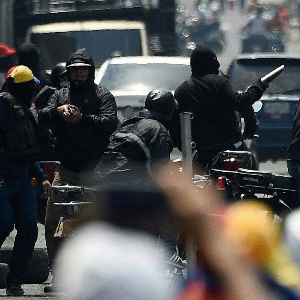 Ureña - Dictadura de Nicolas Maduro - Página 28 D0HcARwXgAMNtXn