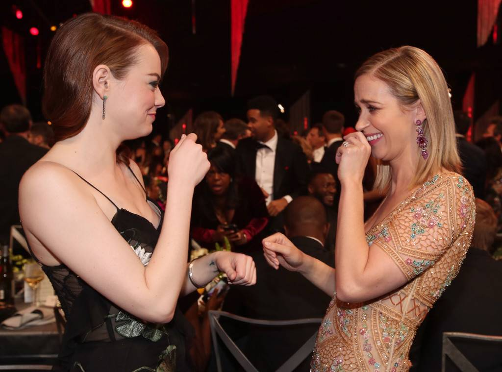 Happy birthday to the immensely talented and beautiful Emily Blunt! We love one friendship