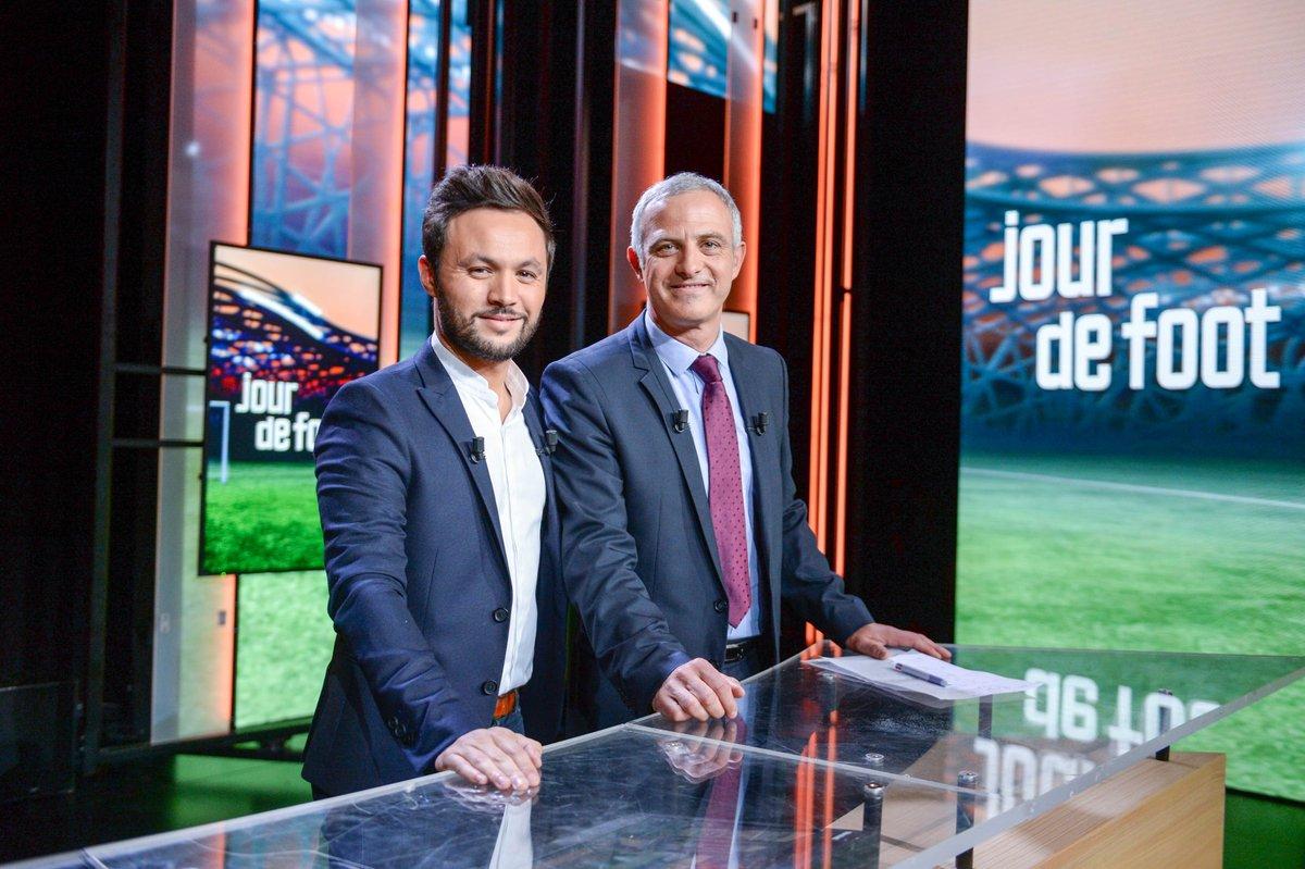 . @KarimBennani_ et @AlainRoche40 vous attendent à 23H15 sur CANAL+SPORT pour #JourDeFoot ⚽️