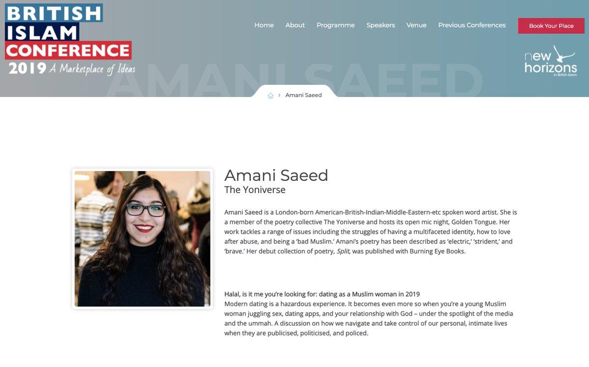 Amani Saeed on Twitter: