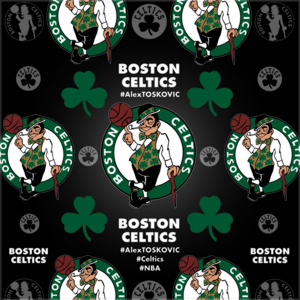 Very important game coming up for the @celtics tonight, we face @chicagobulls Let's focus, let's bounce back! #Celtics #CUsRise #CelticsWin #GOCeltics #BostonCeltics #NBA #NBATwitter #AlexTOSKOVIC
