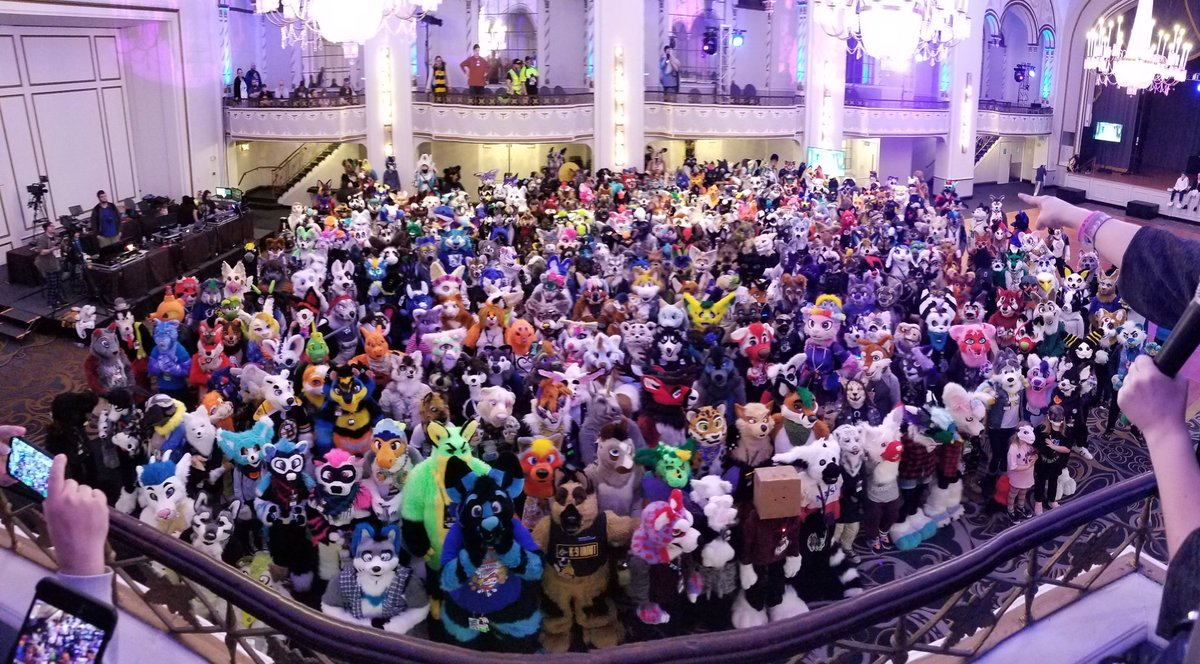 That&#39;s a lot of animals #ANE2019<br>http://pic.twitter.com/8SNJwHCJLb