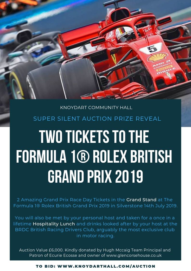 @SkySportsF1 could you please share our amazing prize for our #charity #auction?