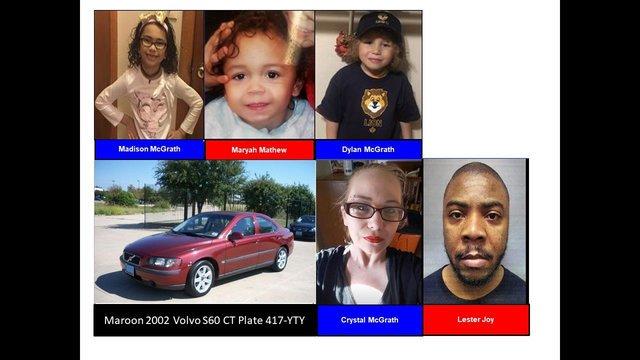 Amber Alert for 3 children last seen in Sealy http://dlvr.it/QzXrbQ @FOX26Houston