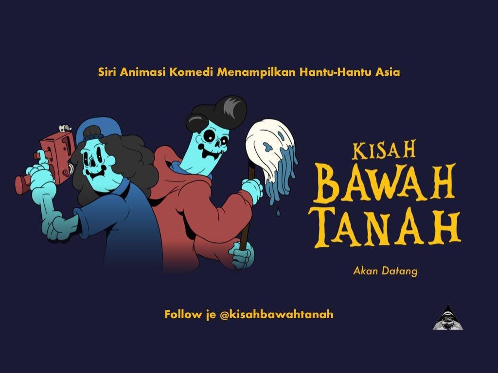 71 Wallpaper Hantu Animasi HD