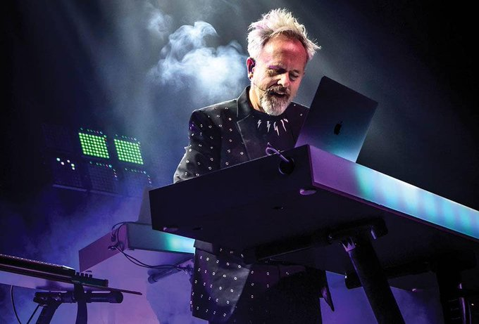 Happy 64th Birthday Howard Jones.