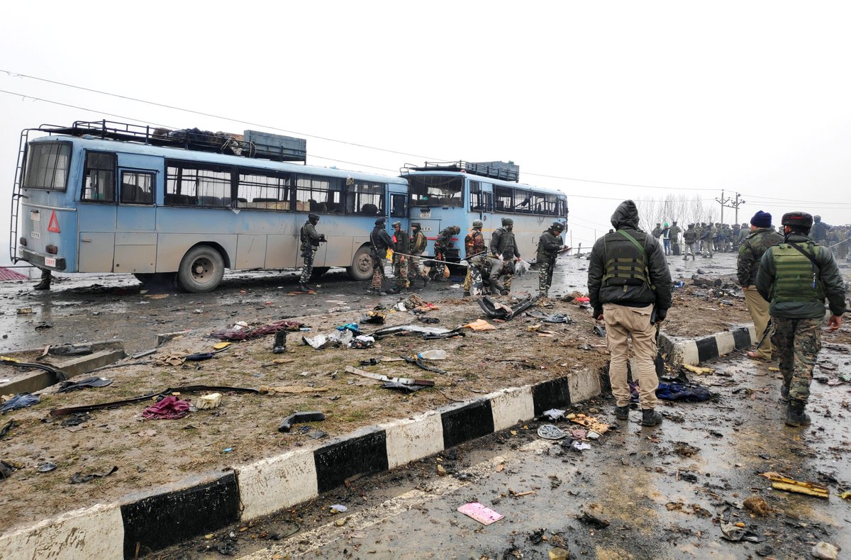 Opinion | Stick to political theatre, it is safer than risking war with Pak https://t.co/8w7ORiBeTB