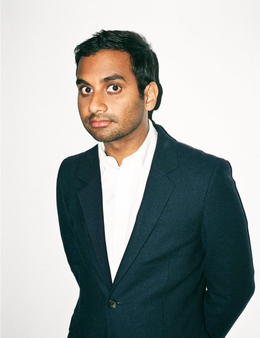 Happy Birthday Aziz Ansari!